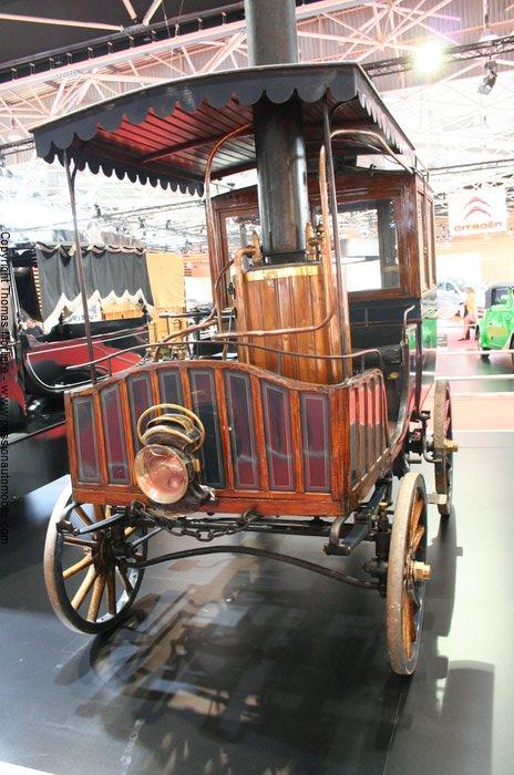 Scott omnibus a vapeur 1892 salon de lyon 2011 for Salon ce lyon 2015