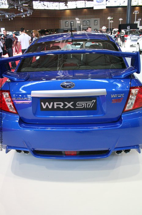 Subaru wrx sti 2011 salon de lyon 2011 for Salon de lyon 2015
