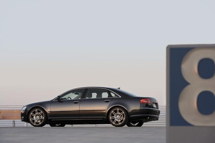 Audi A8 2011 Salon De Geneve 2010