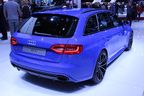 audi rs4 2014 (Salon de gen�ve 2014) (09.03.2014 )
