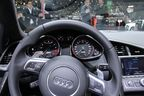 audit r8 v10 cabriolet 2014 (Salon de gen�ve 2014) (09.03.2014 )