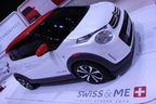 citroen c1 concept swiss and me 2014 (Salon de gen�ve 2014) (09.03.2014 )