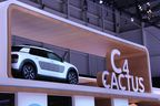 citroen c4 cactus 2014 (Salon de gen�ve 2014) (09.03.2014 )