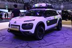 citroen c4 cactus aventure concept car 2014 (Salon de gen�ve 2014) (09.03.2014 )
