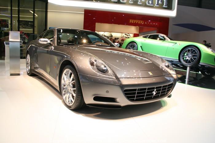 ferrari 612 scaglietti 2010 au salon de genve 2010 ferrari. Cars Review. Best American Auto & Cars Review
