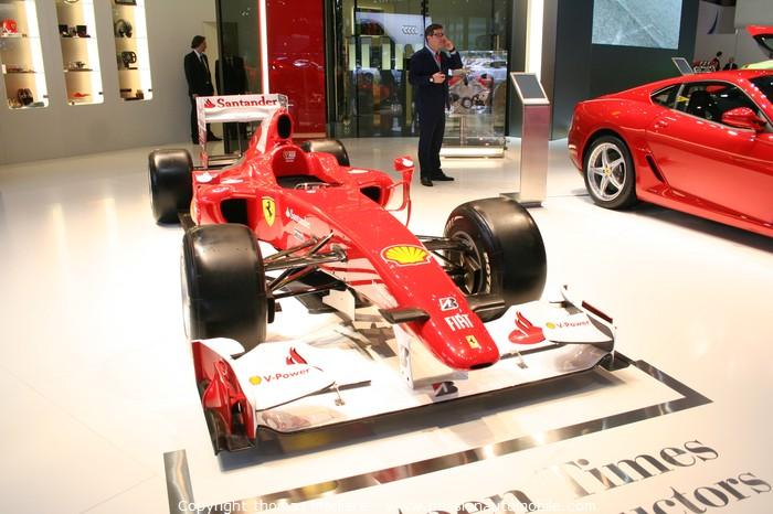 Formule 1 2010 ferrari salon de l 39 auto de genve 2010 for Formule 1 salon de provence