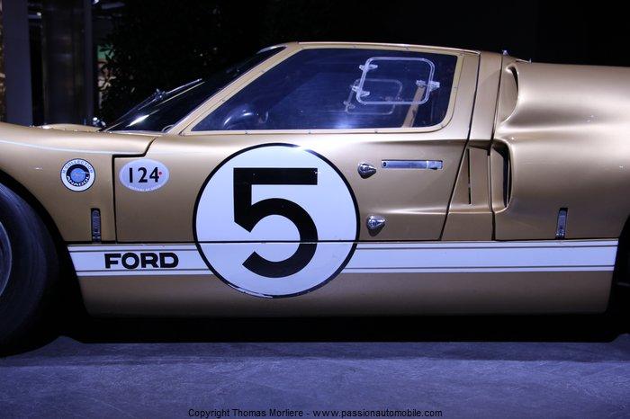 Automobile ford autos post - Salon de the le mans ...