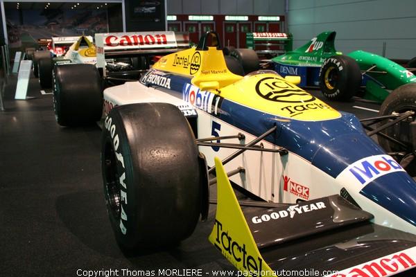 Formule 1 au salon auto de geneve 2009 for Formule 1 salon de provence