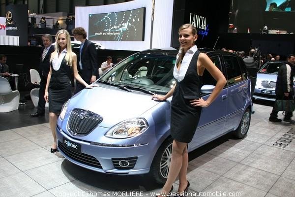 Hotesse salon auto de geneve 2009 - Salon auto de geneve ...