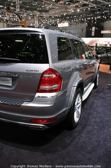 mercedes gl 350 bluetec 4matic 2010 salon automobile de. Black Bedroom Furniture Sets. Home Design Ideas