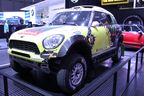 mini all 4 racing rallye dakar 2014 (Salon de genève 2014) (09.03.2014 )