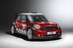 mini john cooper works wrc 2011 (Salon de Gen�ve 2011) (02.03.2011 )
