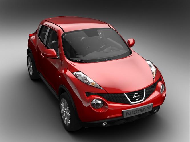 Nissan Juke 2011. Nissan Juke 2011 - Salon de